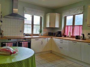 Austria Holiday Villa Rosenhof Kitchen