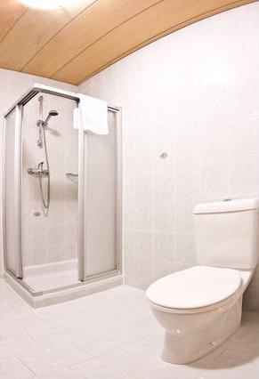 Rosenhof B&B Ebensee Austria Ensuite Bathroom
