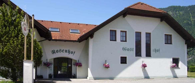 Rosenhof in Summer