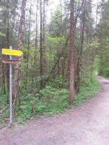 Soleweg sign